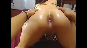 Preparing the Tranny Ass for Anal. Part 2 at DickGirls.xyz