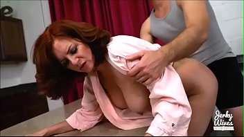 Andi James makes sweet sexy time with her Step Son