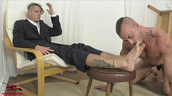 Gangster Foot Punishment pornhub video