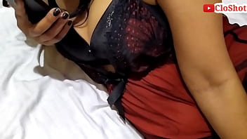 Bhabhi is fucking hard with her devar while talking on phone, clear hindi audio, Subscribe my YouTube Channel: CloShot thumbnail