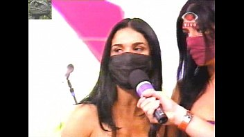 Striptease Ariane Latuf & Tatiane Biscesto Forbidden Funk