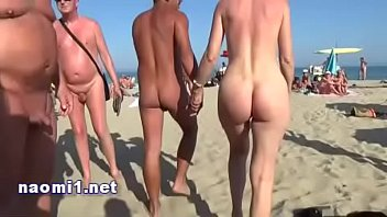 French nude beach pictures - Public beach cap agde by naomi slut