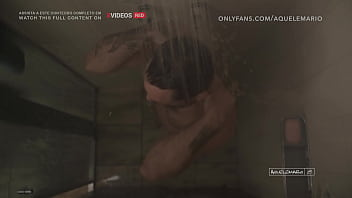 TEASER | Hot shower sex with blonde big ass wife | Alessandra Maia e Mario Aquele (FULL ON RED) 6 min