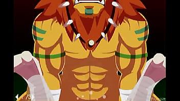 Tribal Lion Fuck - Passchan