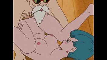 Hentai american dragon - Bulma having sex with roshi and krillin