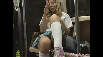 Blonde teenager fucking