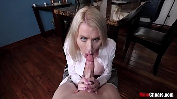 Mom Finds Ways To Make Up To Son- Katie Monroe