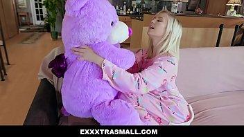 ExxxtraSmall - Hot Blond Teen Natalia Queen Fucked Hardcore By BWC thumbnail