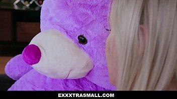 ExxxtraSmall - Hot Blond Teen Natalia Queen Fucked Hardcore By BWC