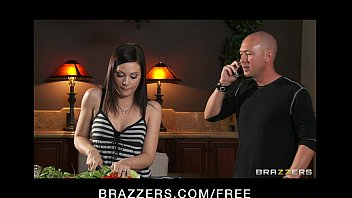 Dick gregory wife - Slutty brunette wife brandi fucks her landlord to keep her house