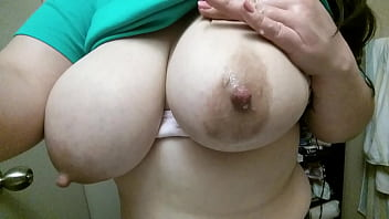 Bbw lactating stories - Milking my big tits
