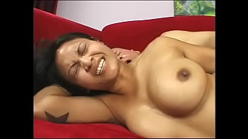 Hot Asian Anal Babe Destiny takes Dave Hardman's hard cock in her butt
