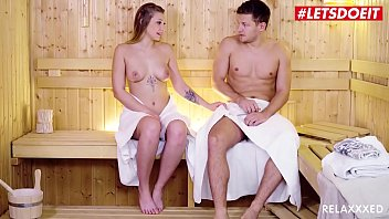 LETSDOEIT - Anal Sex At Spa With The New Girl In Town Vyvan Hill