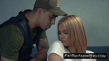 Policeman sex Teen kendall kross drilled hard by a deviant policeman