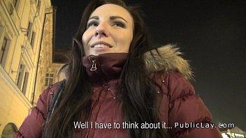 Czech Amateur Banged In Public Pov 7 Min