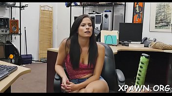 Reality sex is happening in the back room of the store