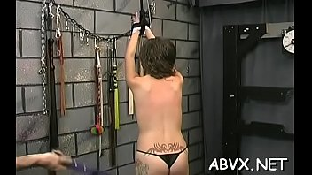 Mischievous gal who masturbates with her sex tool