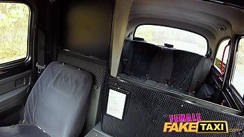 Female Fake Taxi Barbara Bieber gives pussy payment plan after taxi crash