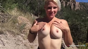 Thirsty Babe Swallows Cum Instead of Water 8 min