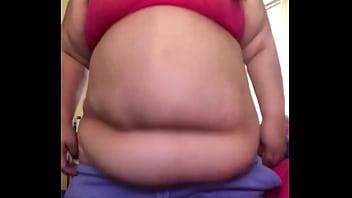 Ssbbw weight loss loose skin dance fat