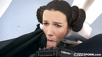 Civil war teen - Star wars - anal princess leia
