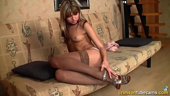 Nice Barely Legal russian babe liveshow