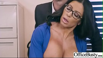 Busty Slut Office Girl (Simone Garza) Love Hardcore Sex video-27