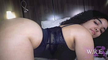 Dominican Bitch CieldaGod Loves BBC in her Mouth and Pussy