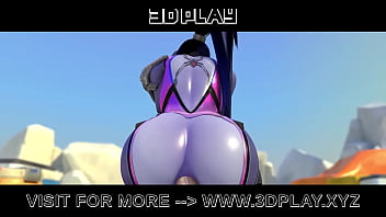 Widowmaker get a hard anal fuck with a Huge Dick – Best compilation hight quality 3D Porn 2019 thumbnail