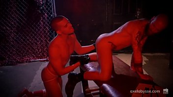 Axel Abysse and Cy Kohn in Hard Fetish and Fistfuck Action in Chicago: Excerpt from &quot_Sin&quot_