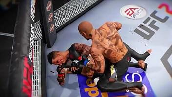 UFC 2: Guys Making me they Bitch