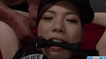 Serious Pussy Stimulation For Obedient Emi Sasaki