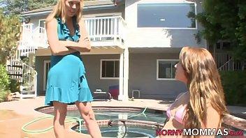 Milf rims stepdaughter teen lesbians ass 12 min