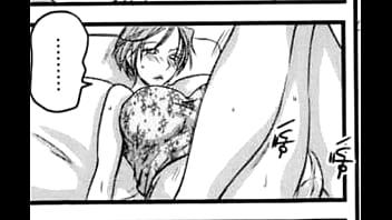 Boys empire hentai manga - Calentando a mamá