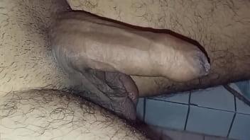 No hands erection dick control