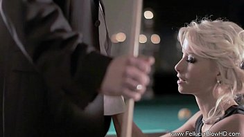 Blowjob Fantasy In The Billiard Room 12 min