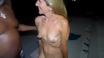 Old Black fuck old White woman