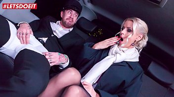 Babe hot in lingerie - Vip sex vault - hot wife cheats with taxi driver on christmas eve