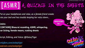 [ASMR] A Quickie in the Sheets | Erotic Audio Play by Oolay-Tiger 6分钟
