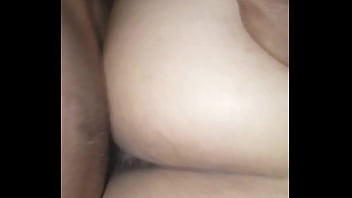 Digging deep in some wet tight pussy
