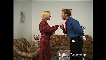 Mature content Mature blonde housekeeper fucked