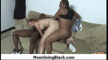 Black monster dick fucks my mommys sweet pussy 6