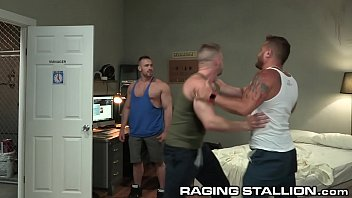 Rage club los angeles gay - Ragingstallion choke on our dicks you perv