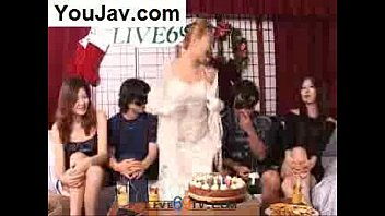 Lee Chae Yon's Asian Birthday fuck