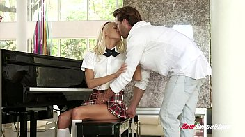 School Girl Emma Hix Loves Rough Sex