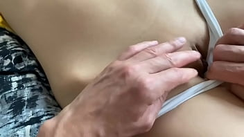 woke up my s. stepsister and fucked her 24 min