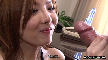 Yuna fuck Hot and moaning asian is vibed and sucks it