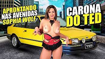 I answer requests the hottest hot tie requested in Brazil in the ride of Ted #60 - Suzie Slut 26 min