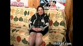 Fat hairy skanks - Fat old woman with a hairy pussy has fun