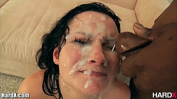HardX HARD BLOWBANG! Veruca James in Facialized